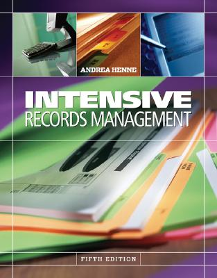 Intensive Records Management By Henne, Andrea